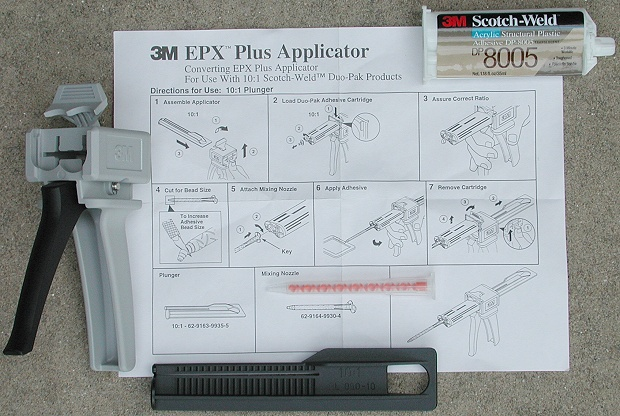 DP-8005 Applicator kit