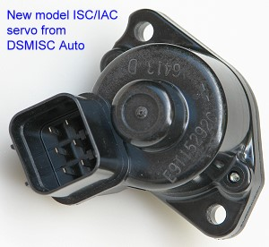 New model ISC/IAC Servo